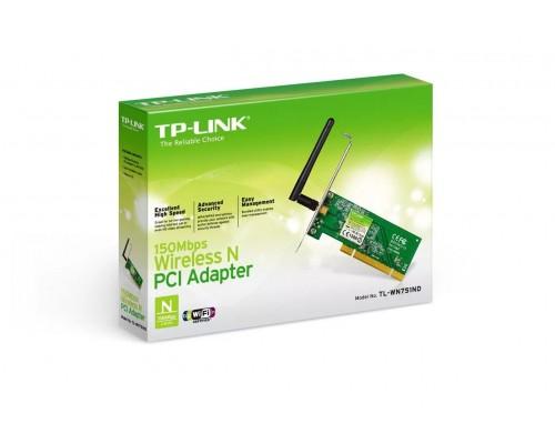 Беспроводной адаптер TP-LINK TL-WN751ND