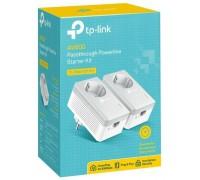 Комплект адаптеров Powerline TP-LINK TL-PA4010P KIT AV600
