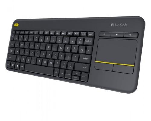 Клавиатура K400 Plus Wireless Touch