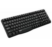 Клавиатура Rapoo E1050 Black Wireless