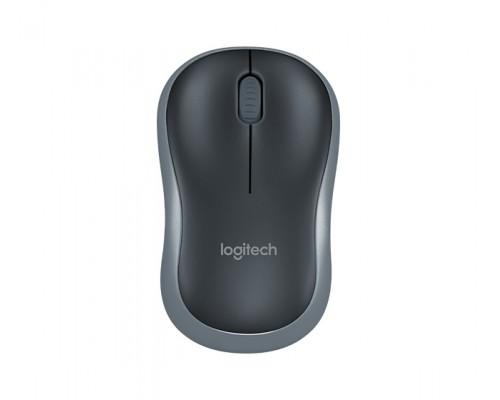 Мышь Logitech Wireless Mouse M185 Grey