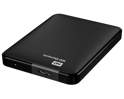 Внешний жесткий диск Western Digital Elements 500Gb