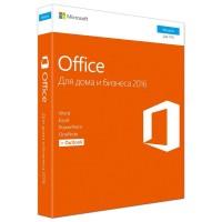 Офисное приложение Microsoft Office для дома и бизнеса 2016 (T5D-02705)