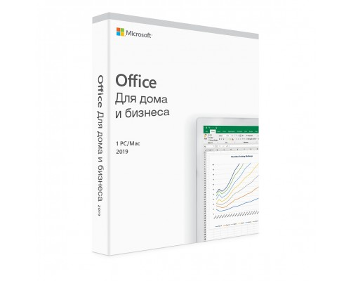 Офисное приложение Microsoft Office для дома и бизнеса 2019 (T5D-03242)